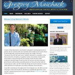 Gregory Maichack Website